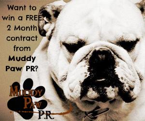 Muddy Paw PR Contest