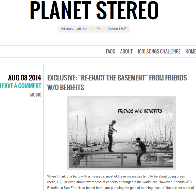 planet stereo