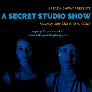 Great Highway Secret Show