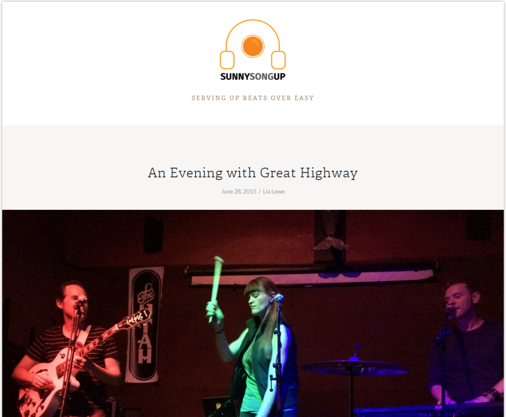 Great Highway Review